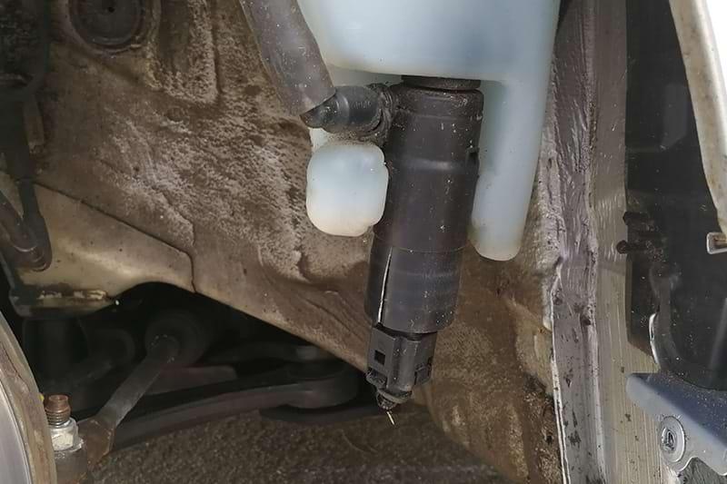 Pumpe defekt